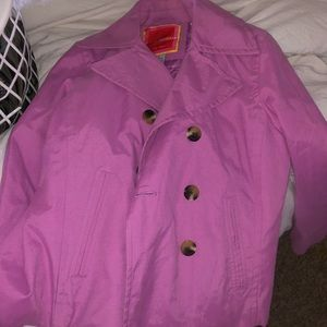 Vintage Isaac Mizrahi pea coat